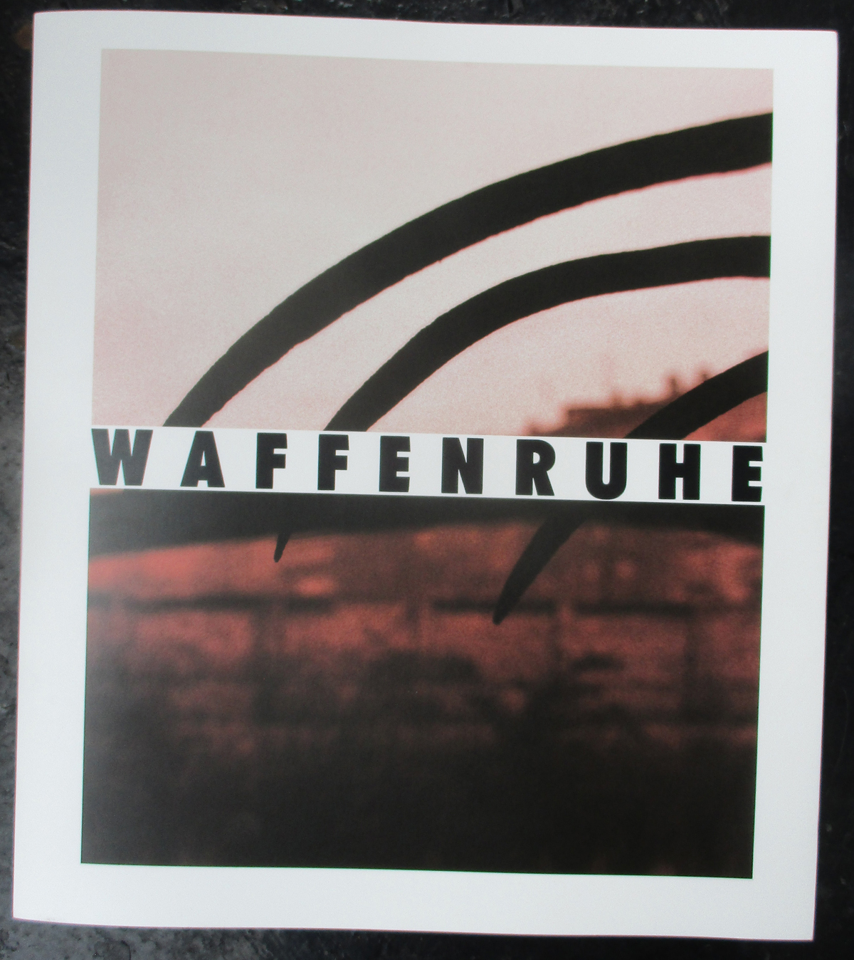 Waffenruhe book cover