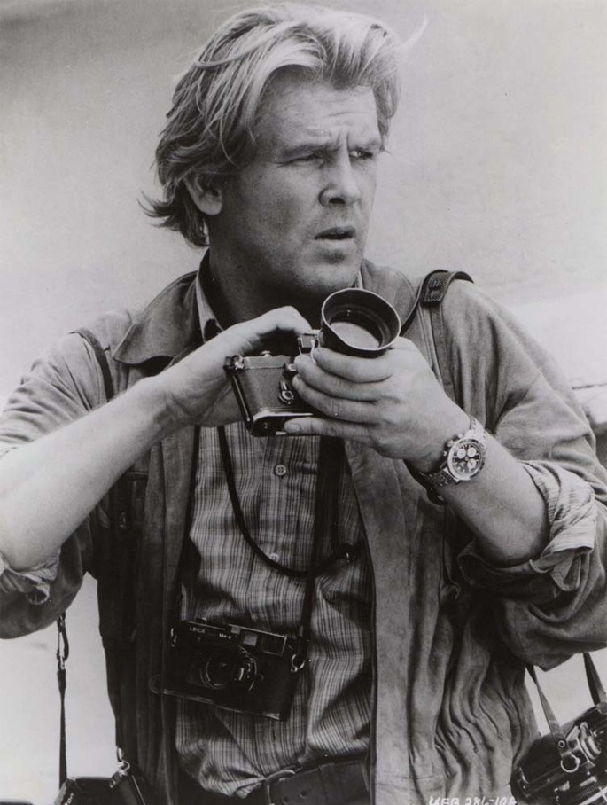 UNDER FIRE Nick Nolte