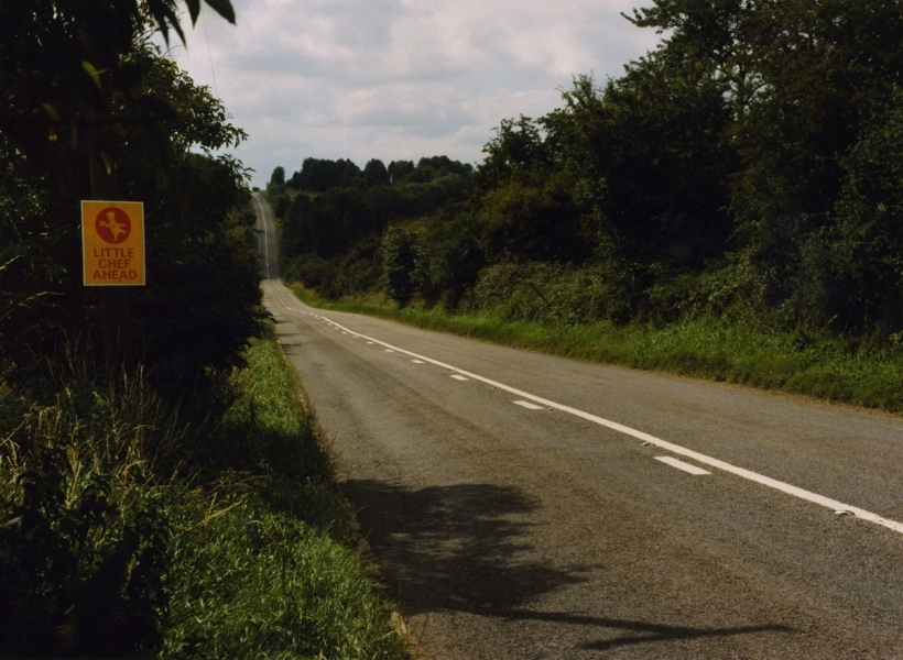 A429 (the Fosse Way), Gloucestershire