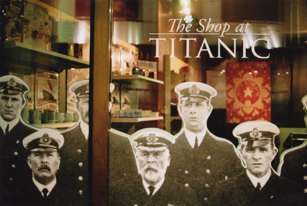 Shop at Titanic