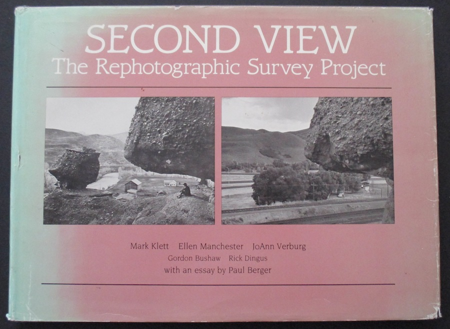 SECOND VIEW COVER