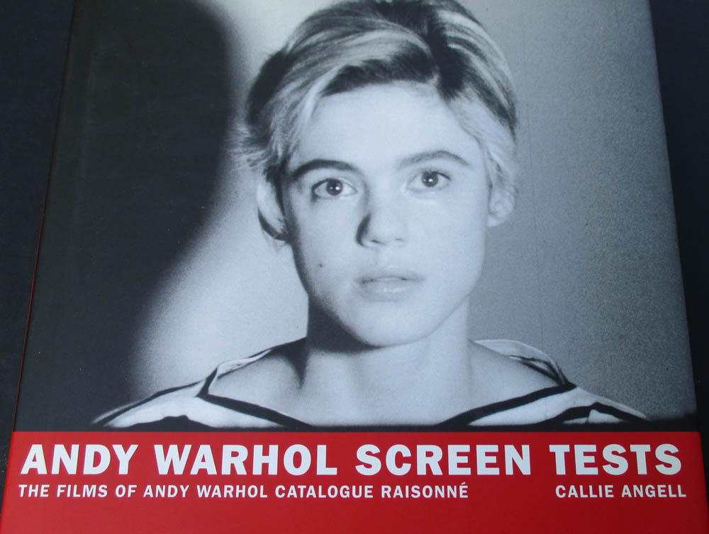 Screen Tests book cover